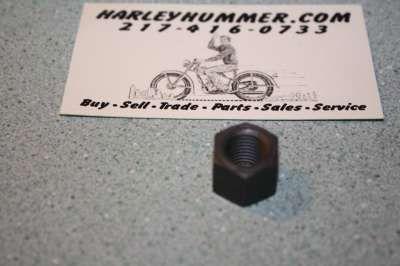 7839 Parkerized Hex Nut