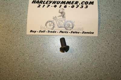 2763 Parkerized Round Head Screw