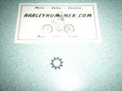 7230 Parkerized Lock Washer