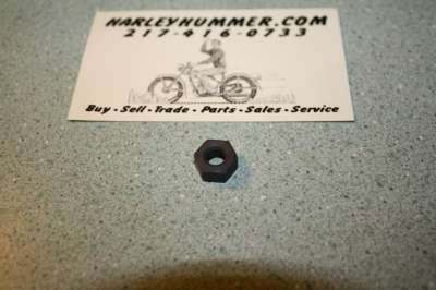 7676 Parkerized Hex Nut