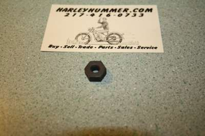 7688 Parkerized Hex Nut
