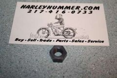7752 Parkerized Hex Nut
