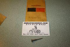 NOS 27688-55 Carburetor Idle Adjustment Screw Harley Davidson Hummer 125 165