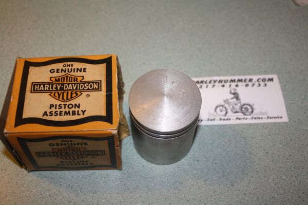 "NOS 22003-50A Piston Assembly .010"" 125cc"