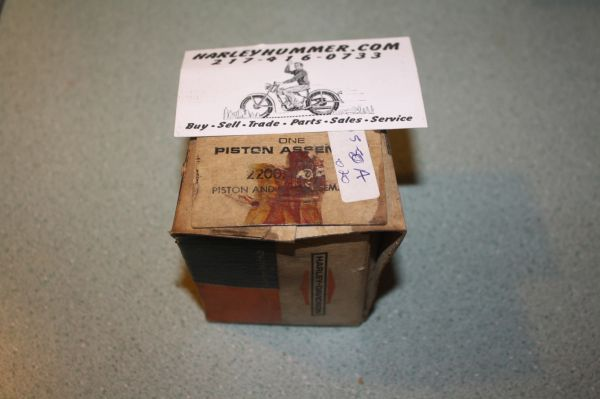 NOS 22005-50A Piston Assembly 125 cc .020""
