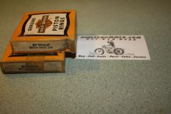 NOS 22331-47 Piston Ring Set 125 .050""