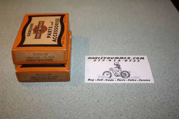 NOS 30200-50 Generator Field Coil