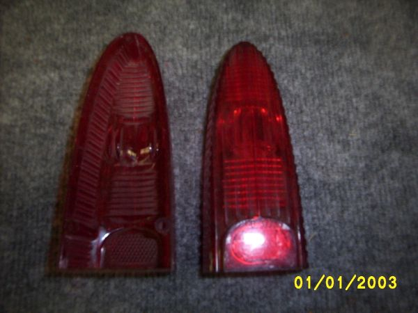 56 tail light lens