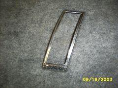 41-48 tail light bezel [R] [slant