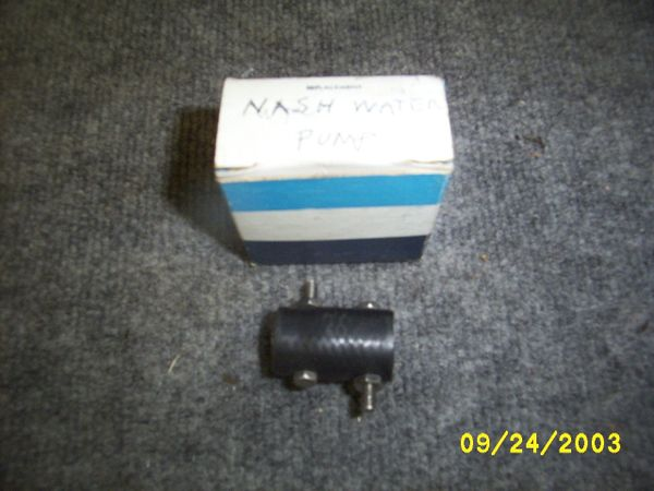 40-56 water pump connector
