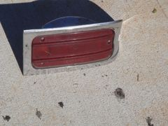 64 tail light housing