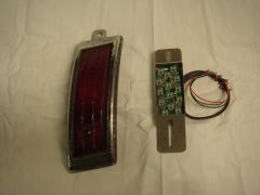 41-48 Horizontal tail light LED