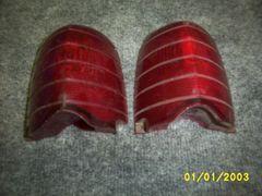 52-55 tail light lens