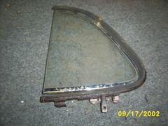 40-42 vent windo glass & frame.