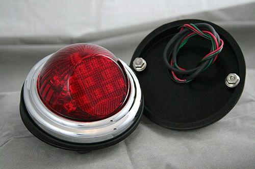 37-38 NASH Tail light LED