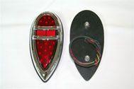 38 -39 Lincoln Zephyr tail light LED