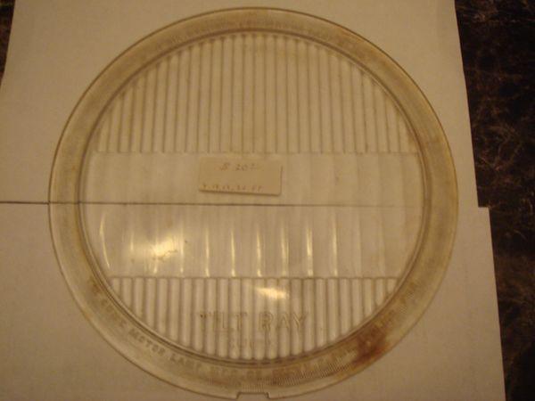 25-28 ford head light lens