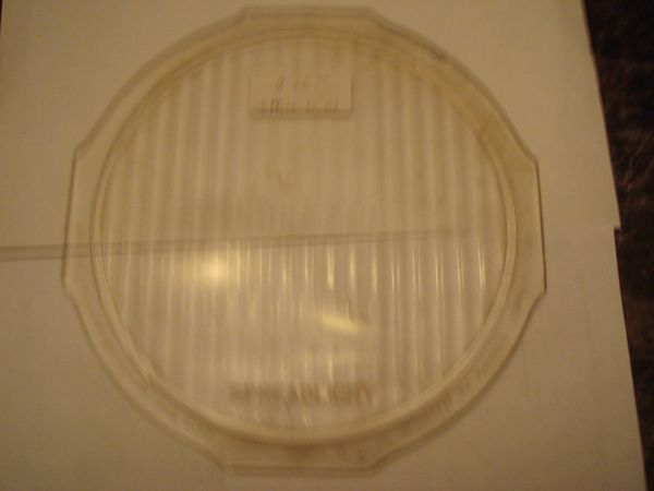 30-35 ford head light lens