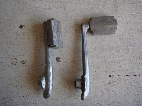47-48 inside door handle