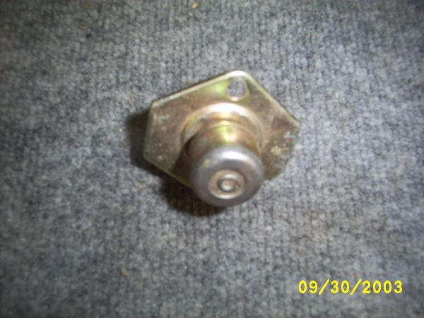38-41 floor mount starter button short