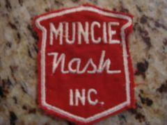 NASH / MUNCIE BADGE