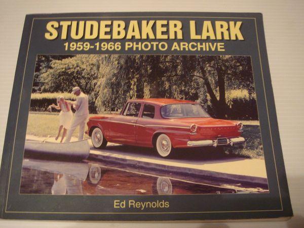 Studebaker Lark photo archive