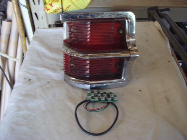 63 OLDS 88 LEDs