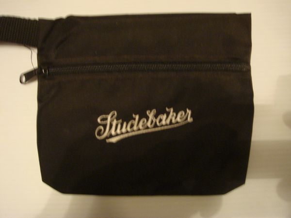 Studebaker pouch
