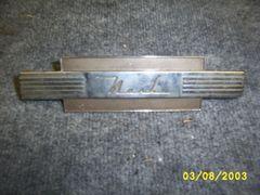 42 radio dash plate