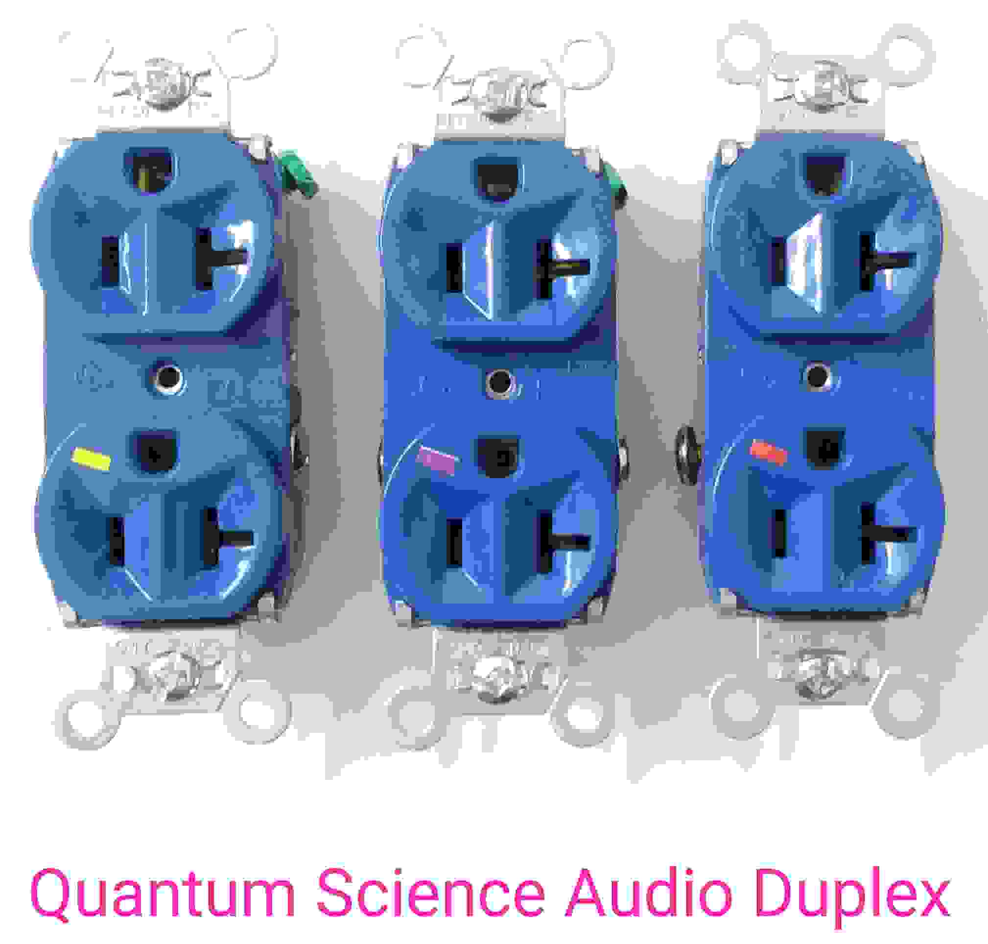 Quantum-science-audio (QS audio for short) The latest three levels of yellow yellow, Violet purple a