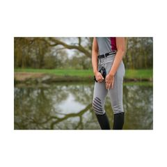HyFASHION Mizs Arabella Breeches Pink & Dolphin Grey