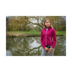 HyFASHION Mizs Arabella Full Zip Fleece