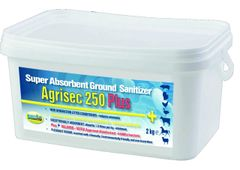 Agrisec 250 Plus Ground Sanitizer