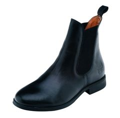 Harry Hall Jodhpur Boots Silvio Junior Black Size UK1