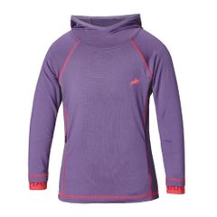 Harry Hall Ebble Junior Hoody in Purple