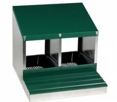Eton Rollaway Nest Box, Double