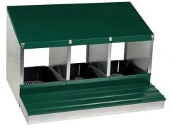 Eton Rollaway Nest Box, Triple