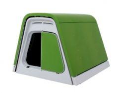 Omlet Eglu Go in Green No Run Free P&P + Starter Pack
