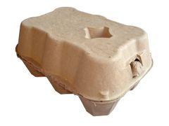 Eton 3 X 6 Egg Boxes Coffee