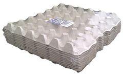 Eton Grey Fibre 30 cell Egg Trays, Pack of Ten