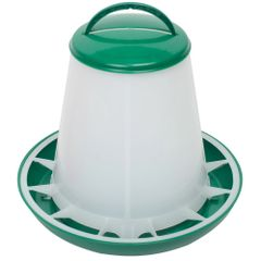 ETON POULTRY HOPPER FEEDER 1KG WITH LID