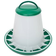 ETON POULTRY HOPPER FEEDER 3KG WITH LID