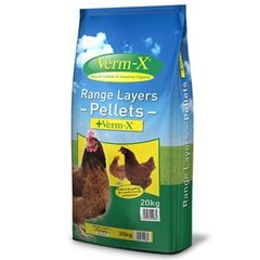 Verm-X Range layers pellets 20kg