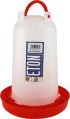 Eton TS Range 3kg Poultry Feeder and 3lt Drinker