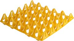 Plastic Keyes Tray - Large Egg Tray
