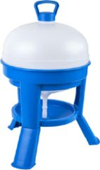 Eton Tripod Siphon Drinker in Blue