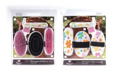 Rhinegold Flower Blister Pack Grooming Kit