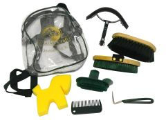 Cottage Craft Grooming Kit with Back Pack