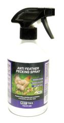 NETTEX Anti-Feather pecking spray 250ml and 500ml
