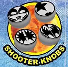 KISS SHOOTER KNOBS